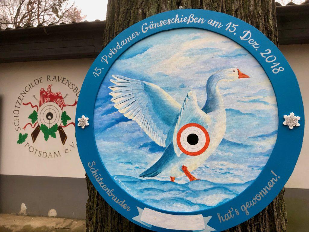 Schießen in Brandenburg, Potsdam