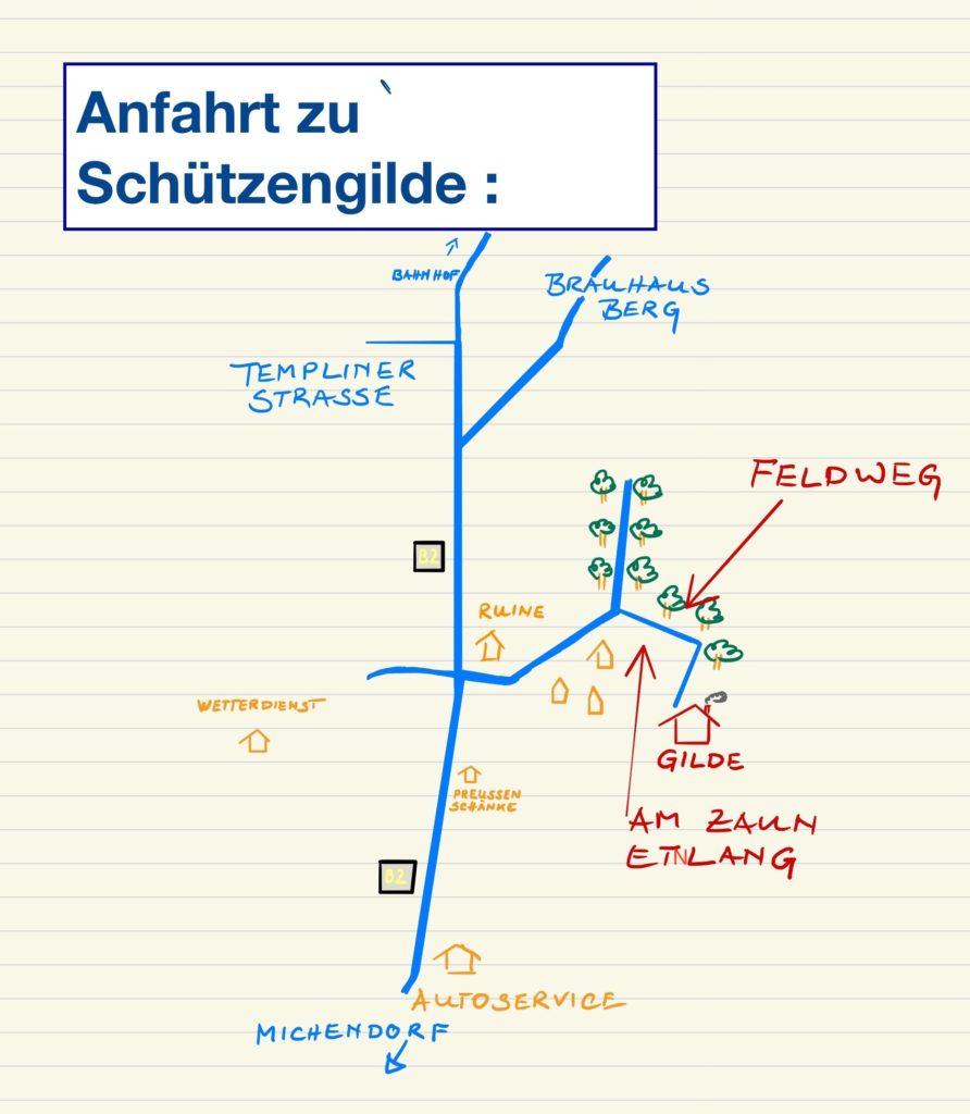 Schützenverein Potsdam Brandenburg