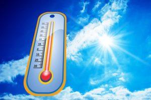 Hitze in Potsdam