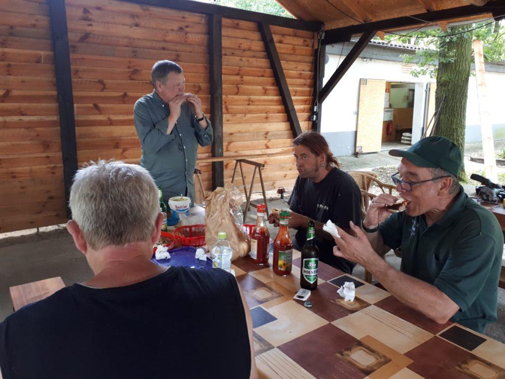 Schießen Schießausbildung Brandenburg Potsdam